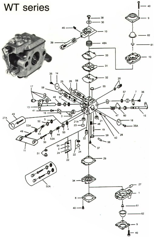 walbro wt carburetor diagram